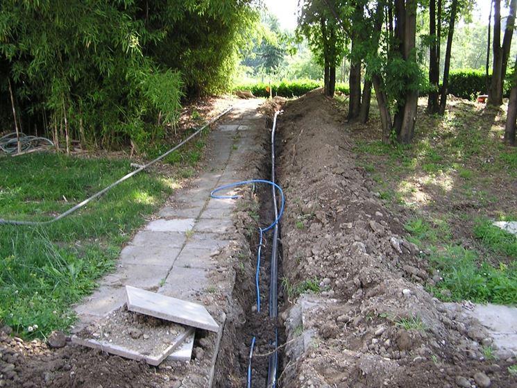 Camino Esterni Fai Da Te : Subirrigazione irrisystem s r l